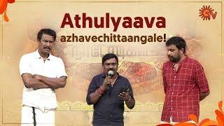 Velmurugan's Performance    Naadodigal 2 Audio Launch   Sun TV