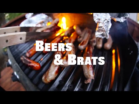 """Beers & Brats"" Backyard Miniramp Skate Video 
