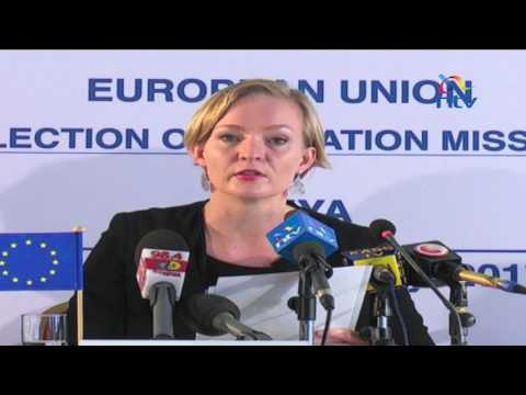 EU observer mission expresses fear of violence after polls
