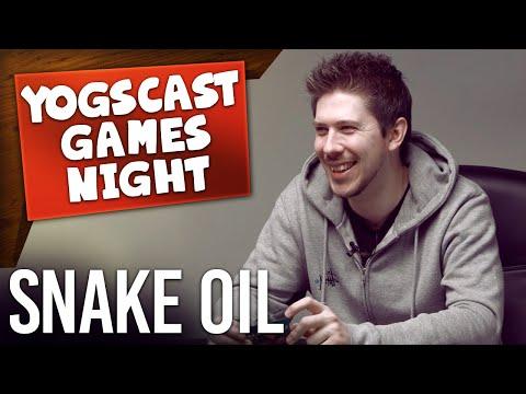 Horn Wall - Snake Oil - GAMES NIGHT