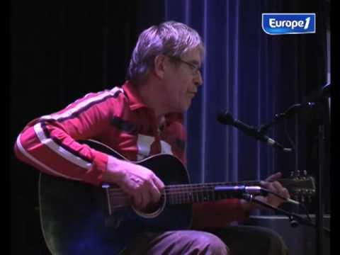 Dick Annegarn invité à Europe1