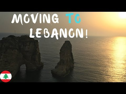 I MOVED to LEBANON !? | Travel Vlog Summer 2018