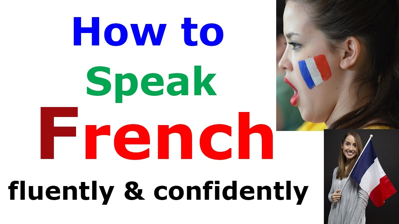 How to speak properly and confidently