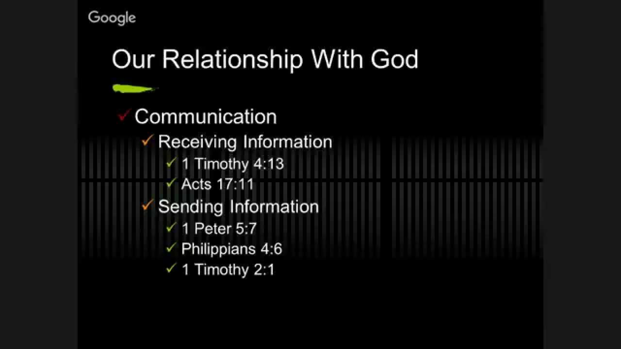 working relationship and personal relationship