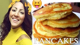 PANCAKE SALATI Super LIGHT Buonissimi e LOW CARB!!! | Carlitadolce