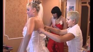Веселая невеста!