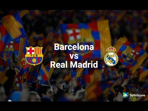 Barcelona vs Real Madrid  Full MATCH 13.03.2016