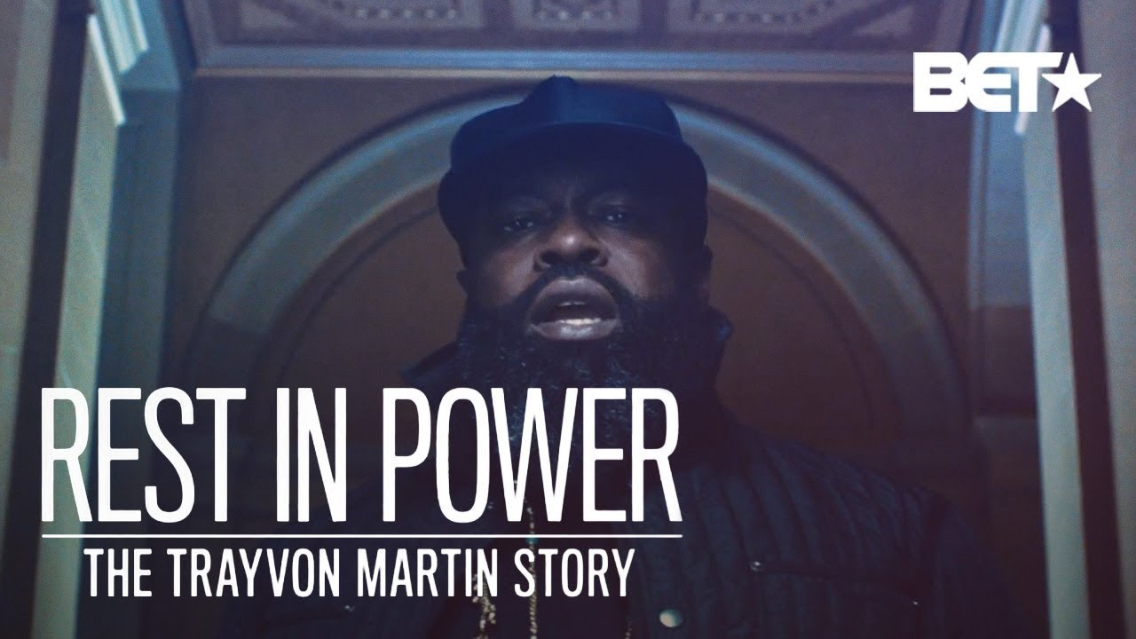 The Official Music Video For 'Rest In Power: The Trayvon Martin Story'