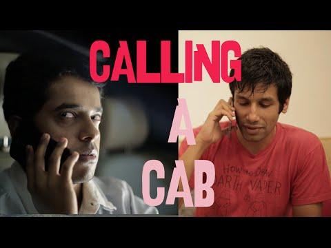 How Insensitive!  Calling a cab