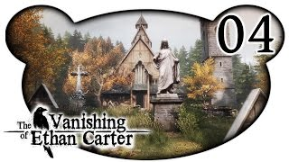 The Vanishing of Ethan Carter #04 - DIe kleine Kapelle im Wald (Let