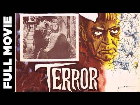 The Terror (1963 film) | English Horror Film | Boris Karloff, Jack Nicholson | With Subtitles