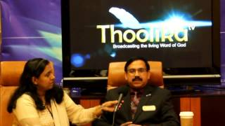 Samuel Yohannan -National Treasurer 13th  Family Conference