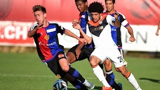 Valais Cup. Базель - Шахтер - 1:3. Обзор матча // Basel 1-3 Shakhtar. Highlights