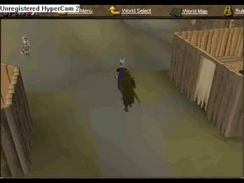 how to get to yaks osrs