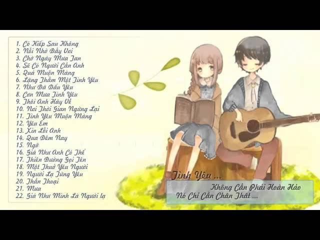 Tuyển Tập Song Ca Nhạc Trẻ Hay NhấT
