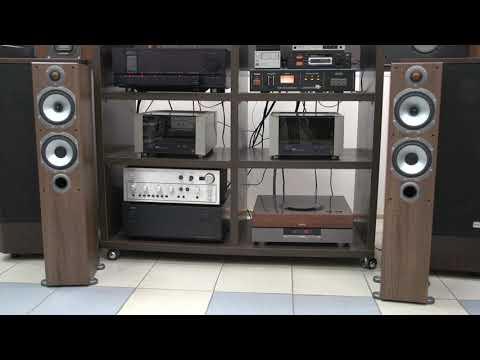 Monitor Audio Bronze BR5 воспроизведение популярной музыки.