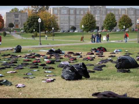 Send Silence Packing at Virginia Tech