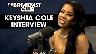 Keyshia Cole On Her New Album, Relationship With Booby Gibson + More