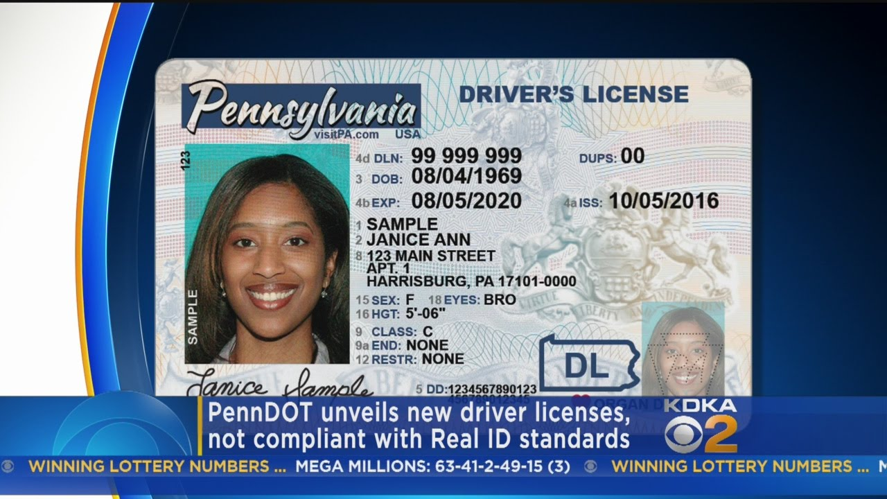 Pennsylvania New Youtube Licenses Driver Releases - Penndot
