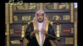 الشيخ صالح المغامسي - قصة الرجل الذي قتل ١٠٠ نفس