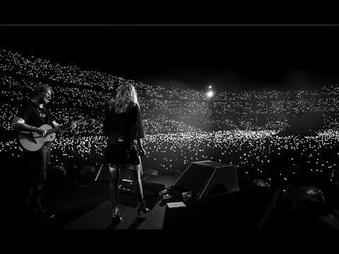 Louane & Ed Sheeran - Perfect Duet (Stade de France 2018)