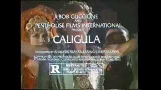 Caligula 1981 TV Spot
