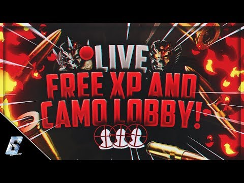 (PS3) BO2 Free XP and Camo Lobby + GIVEAWAY?! #ROADTO7.9k