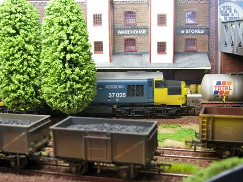 """Bachmann class 37025 """"Inverness TMD"""""""