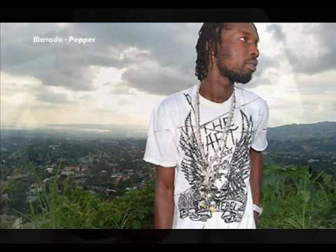 Pepper Riddim Mix 2011 [Di Genius Prod.] (Brand New February 2011)