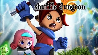 CGR Undertow - AWAY SHUFFLE DUNGEON review for Nintendo DS