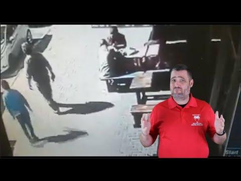Good Samaritan Steps Into South African Robbery
