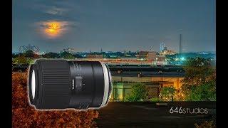 NIGHTPHOTOGRAPHY WITH A MACRO LENS