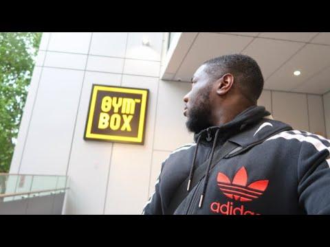 GYM BOX | GYM REVIEW| GYM BOX LONDON