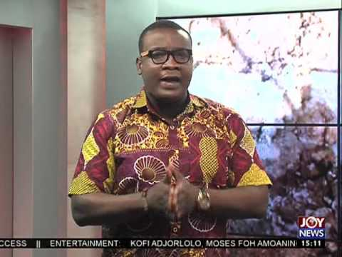 Land Dispute - The Pulse on Joy News (9-9-16)