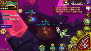 Arcane Legends - The Dreamscape [ A Damning Dream] lvl 65 Gameplay