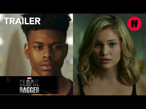 Marvel's Cloak & Dagger   Parallels Trailer   Freeform