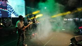 Soullast band live Denfest 2018  lagu LU LA LI LU