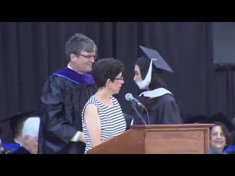 Sanford School of Public Policy 2014 Graduate Ceremony