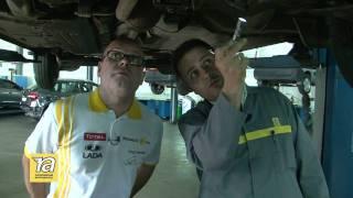 Техническое обслуживание автомобилей Renault Часть 2