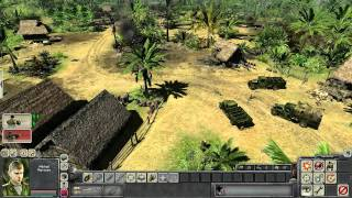 Men of War: Vietnam - PC gameplay (CzechGamer.com)