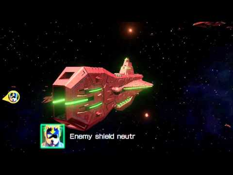 Star Fox Zero (Wii U) - Alternative General Pepper Dialogue