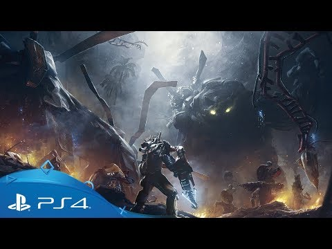 The Surge: A Walk In The Park | Launch Trailer | PS4