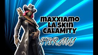 🔴LIVE FORTNITE ITA | MAXXIAMO LA SKIN CALAMITY | ROAD TO 900 ISCRITTI