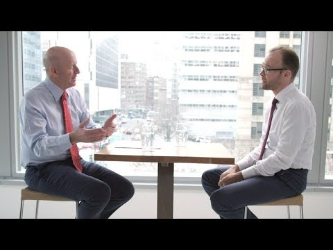 """Catch-Up With David"": with Chief Economist Jan Hatzius"