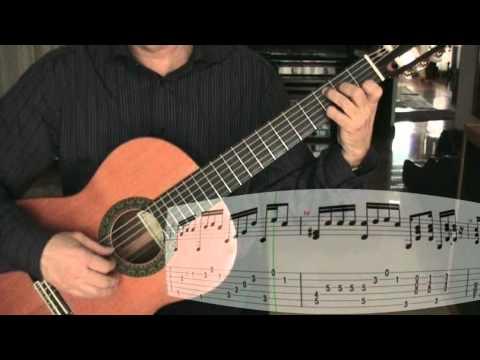 ALBACHIARA Vasco Rossi cover chitarra classica (con tab e spartito)