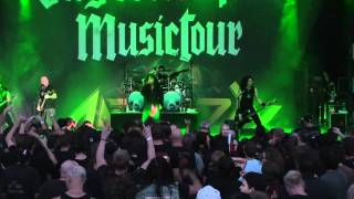 "ANTHRAX - ""Madhouse"" (OFFICIAL LIVE)"