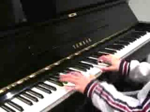 Coldplay - Lovers In Japan (piano cover)