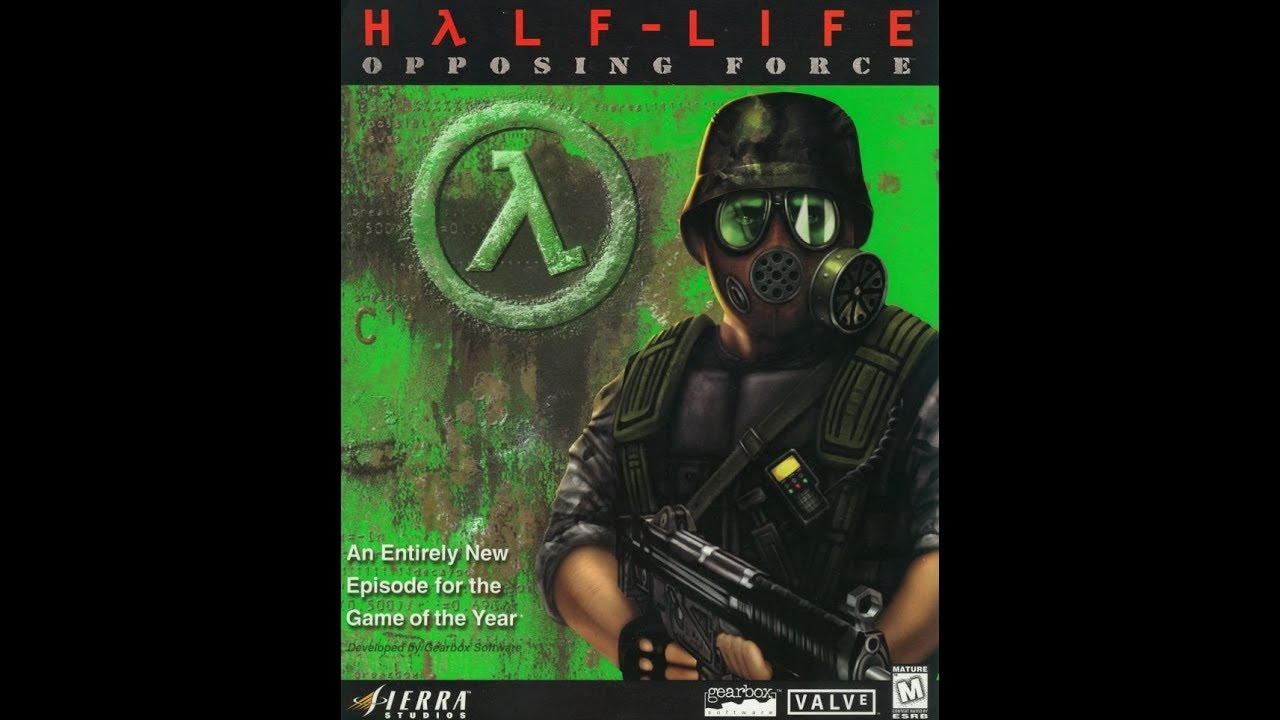 Half life opposing force for mac x