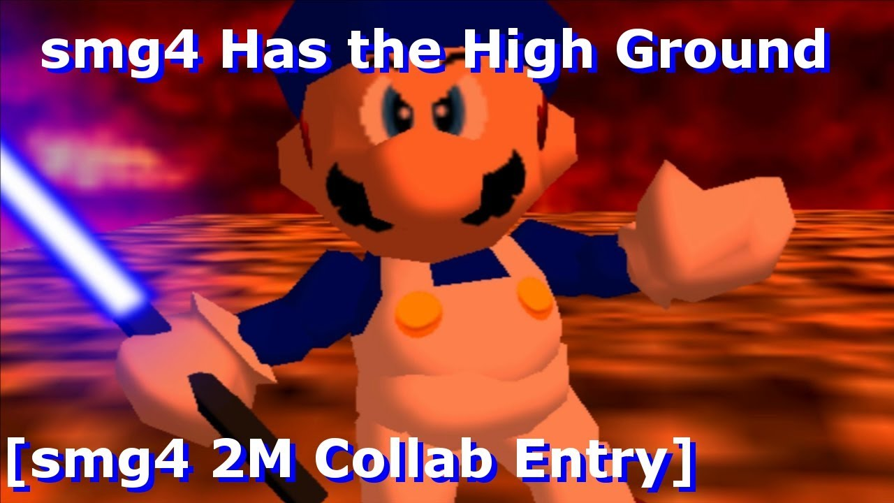 smg4 Has the High Ground [smg4 2M Collab Entry]