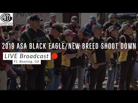 2019 ASA Black Eagle/New Breed Pro Pressure Point Shootdown
